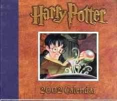 Harry Potter 2002 Calendar