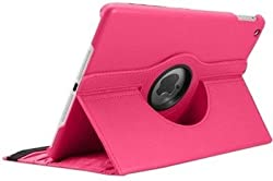 KolorFish iRotation Corporate Series Rotation 360 degree Stand Leather Flip Book Case Cover For iPad Air