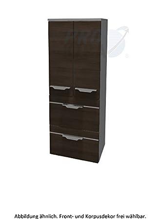 Pelipal Balto Bathroom Cupboard (BL - 02 Bathroom MD Comfort N, 121,8 x 45 x 33 CM