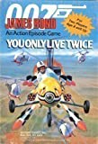img - for You Only Live Twice: James Bond 007 Action Episode Game [BOX SET] book / textbook / text book