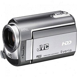 Jvc Everio G Series Gz-Mg230 Hdd Hard Disk Camcorder 28X Optical Zoom