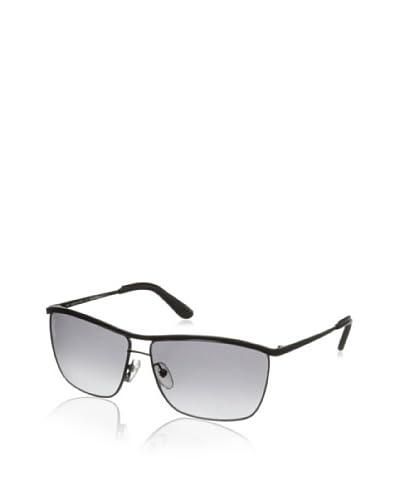 Salvatore Ferragamo Women's SF113SL Sunglasses, Shiny Dark Gunmetal