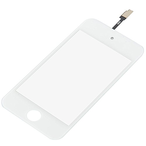 ADSRO Replacement Touch Screen Digitizer iPod Touch 4 4th 4G White (Ipod Touch 4th Digitizer compare prices)