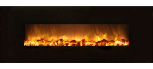 Modern Flame SF40 BILV Slim Fire 40″ Electric Recessed