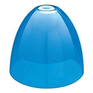 Nora Lighting NRS80-469BU Dome Glass Shade Monorail Head