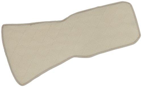 AeroSleep, Protezione antitraspirante per seggiolino da auto, misura: 2/3, Beige (beige), Misura 2/3