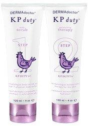 DERMAdoctor KP Duty dry skin repair kit