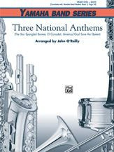 Three National Anthems (Star Spangled Banner, O Canada!, America/God Save the Queen) Conductor Score & Parts