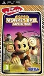 Super MonkeyBall Adventure [PSP Essentials] (PSP)