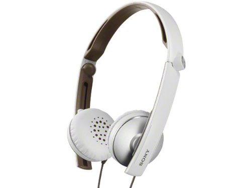 Sony Stereo Headphones White Mdr-S70Ap/W (Japan Imported)
