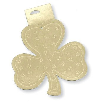 St. Patricks Day - Shamrock Small Cutout - Green - Party Supplies - Accessories