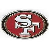 New NFL MLB NBA NCAA Multi List Belt Buckles – (Assorted Teams), San Francisco 49ers
