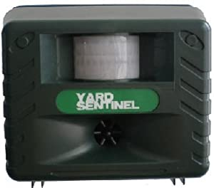 Aspectek Yard Sentinel - Electronic Pest & Animal Control Repeller with Motion Sensor at Sears.com