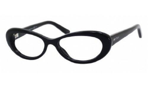 Jimmy ChooJIMMY CHOO Eyeglasses 68 0807 Black 51mm