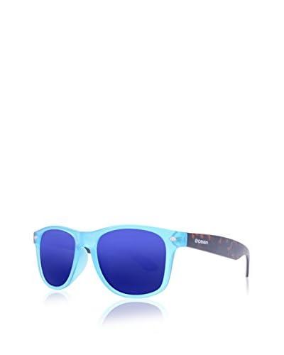 OCEAN Gafas de Sol Beach Azul Claro