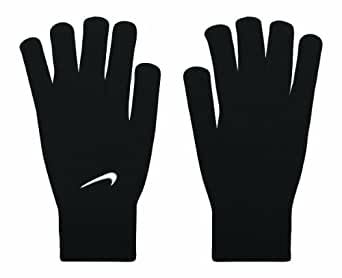 Amazon.com: Nike Knitted Gloves (Black/White,X-Small/Small