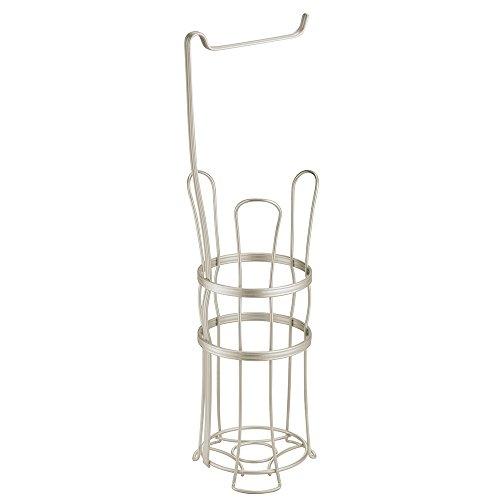 Accesorios De Baño Interdesign:Interdesign 62575EU York Lyra – Portarrollos de papel higiénico (con