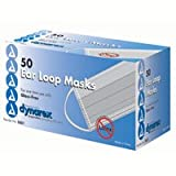 Earloop Procedure Face Masks 50/Box