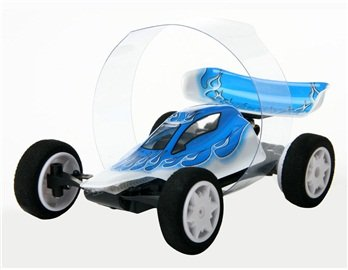 YED 1:32 Scale Remote Control Car with EU Charger (Blue)