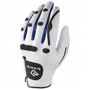 Bionic Mens Performancegrip Golf Gloves Cadet