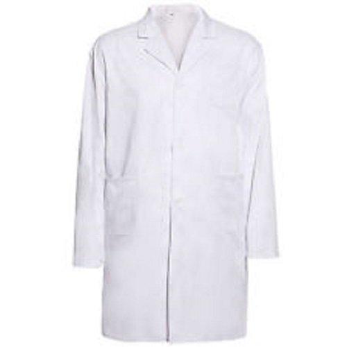 Chefskit - Camice da laboratorio Bianco bianco