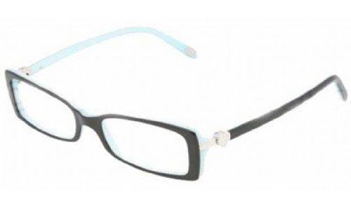 Tiffany & Co TF2035 Eyeglasses 8055 Top Black/Blue Demo Lens, 52mm images