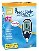 Cheap Free Style Lite Blood Glucose Monitoring System (B002G3EJ1K)