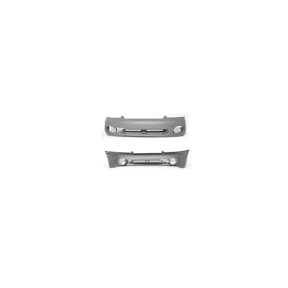 FRONT BUMPER COVER   SUBARU LEGACY/OUTBACK 2000 2002 BRAND NEW   Wintergreen Metallic   444 Automotive