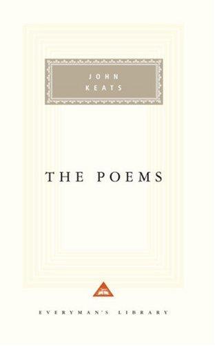 The Poems (Everyman's Library (Cloth)), John Keats