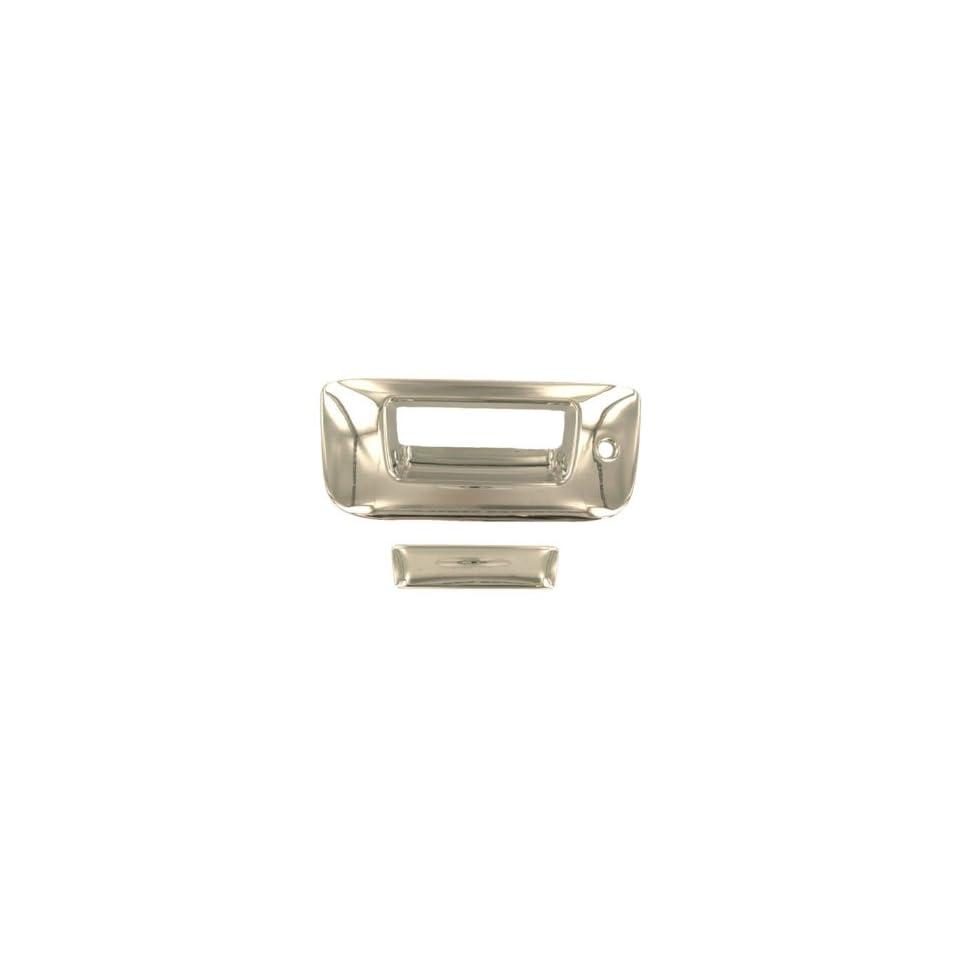 Pickup Truck Chrome Tailgate Handle Cover Kit W Keyhole Automotive