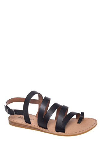 Fairfaxx Low Heel Flat Sandal
