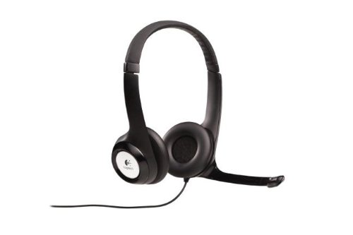 Logitech Clearchat Comfort Usb Headset H390