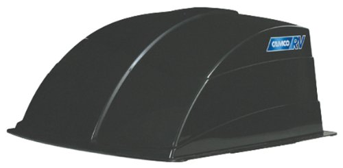 Camco 40443 Roof Vent Cover (Black)