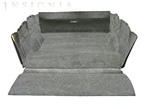 2007-2013 GMC Sierra 1500,2500,3500 Carpet Bed Rug for 8' Bed by GM 19171183 by Chevrolet/GM