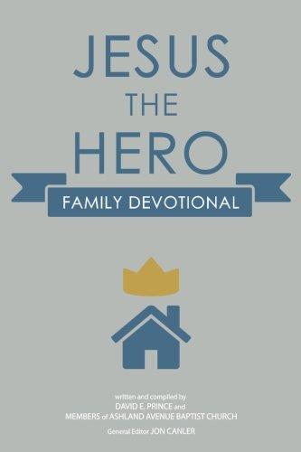 Jesus the Hero Family Devotional