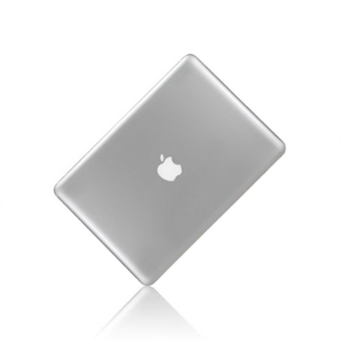 "Ruban™ Hard Case Cover For Macbook Pro 13-Inch 13"" A1278/With Or Without Thunderbolt (Crystal Clear)"