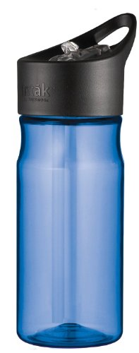 Thermos Intak 18-Ounce Hydration Bottle, Blue front-519279