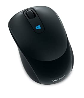 マイクロソフト Sculpt Mobile Mouse Black 43U-00007