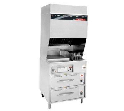 Wells Wv-Fgrw 240 Electric Fryer With Griddle - (1) 15-Lb. Vat Floor Model, 240V/3Ph, Each