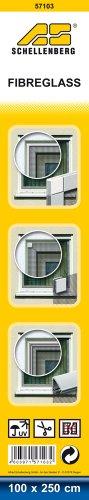 schellenberg-57109-moustiquaire-en-fibre-de-verre-anthracite-100-x-250-cm