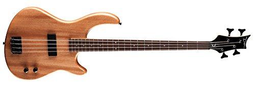 Dean E09M Edge Mahogany Electric Bass Guitar - Natural (Dean Bass Edge 09 compare prices)