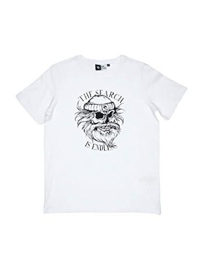 Rip Curl T-Shirt Manica Corta Skull And Barell Ss