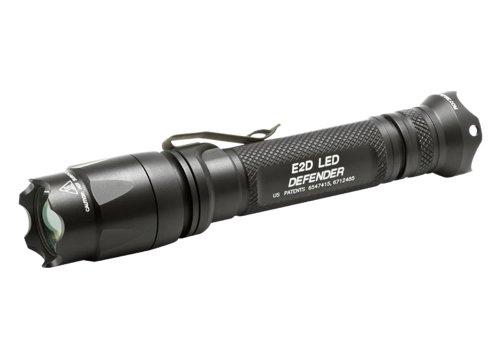SureFire E2D LED Defender Dual-Output LED (200 Lumens)