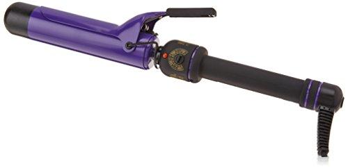 Hot Tools Professional 2102 Ceramic Titanium Professional Curling Iron, 1-1/2
