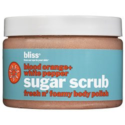 Bliss Blood Orange+White Pepper Sugar Scrub 11.6 oz