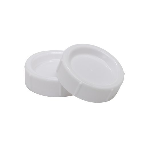 Dr. Brown'S Natural Flow Wide Neck Storage Travel Caps Replacement, 2 Pack front-10821