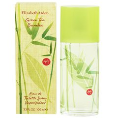 Green Tea Bamboo By Elizabeth Arden For Women Eau De Toilette Spray 100Ml - 3.3 Fl.Oz Traveler'S Exclusive