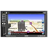 JENSEN VM9424 6.2-Inch Double-DIN Multimedia Navigation Receiver