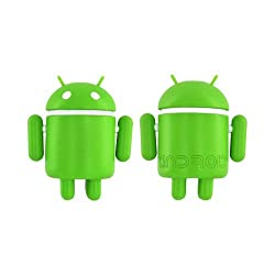 Green Original Android Mini Collectable 3
