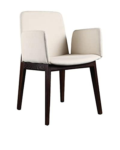 Ceets Susannah Arm Chair, Cream